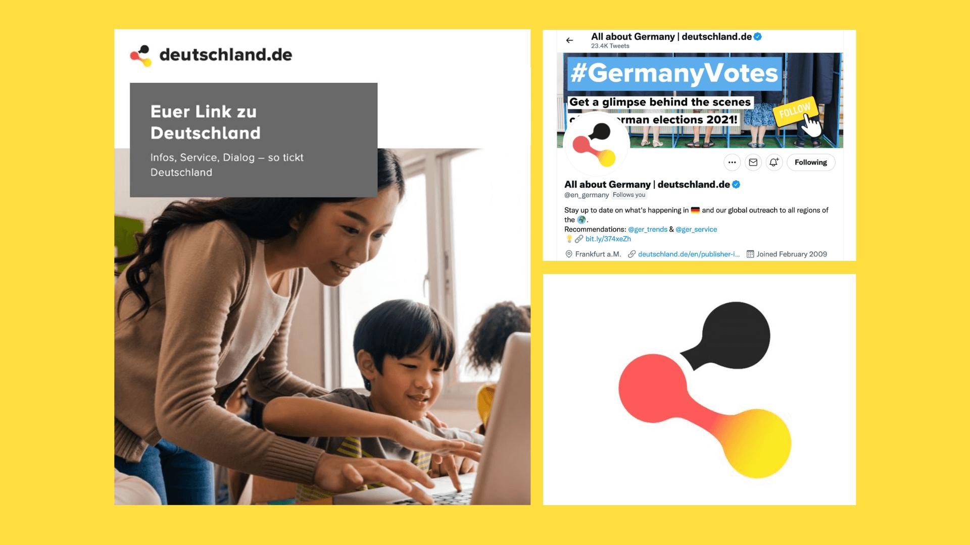 Deutschland Online Marketing